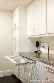 Pinterest Laundry Room Cabinets - laundry room drawers drying rack dream home elements pinterest