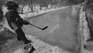 Homemade Backyard Ice Rink by Rinkwatch How Backyard Skaters Are Monitoring Climate Change