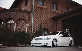 white lexus gs 300 lexus gs300 tuning white stance automobile vehicles lexus hs 300