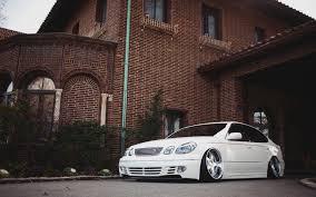 white lexus gs 300 lexus gs300 tuning white stance automobile vehicles lexus hs 300
