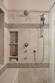 bathroom shower niche ideas shower niche ideas bathroom contemporary with bench in shower