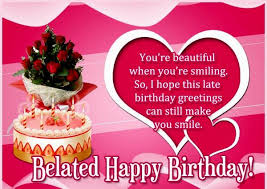 finest funny belated birthday wishes layout best birthday quotes