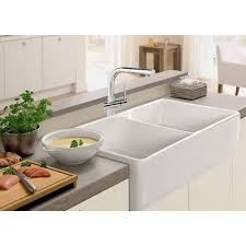 double basin apron front sink franke mhk720 35mw manor house double bowl apron front fireclay sink