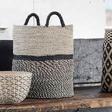 seagrass baskets design vintage baskets natural pinterest