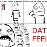 Dat Feel Meme - tales of a curly hair man archives the lifestyle blog for modern