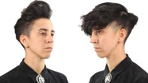 9 androgynous hairstyles in 60 seconds feat madison from