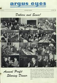 argus eyes november 1946 ann arbor district library