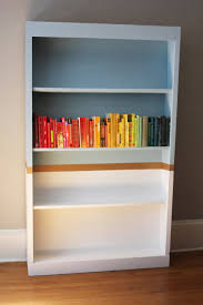 using paint to bring modern style to a bookcase annie sloan u0027s
