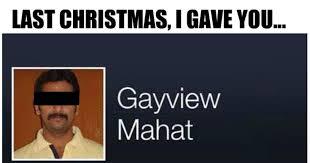 Last Christmas Meme - last christmas