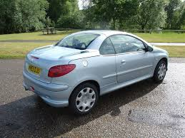 peugeot used car prices peugeot 206 coupé cabriolet review 2001 2007 parkers