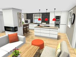 Design Open Concept Kitchen Living Room by Kitchen Kitchen Design Concepts With Small Contemporary Kitchen