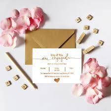 Decoration Ideas For Engagement Party At Home Engagement Party Mywedding