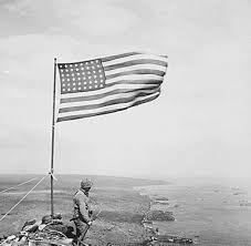 Iwo Jima Flag Raising Staged Fotografie So Entstand Die Meistzitierte Ikone Amerikas Welt