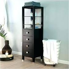 Bathroom Floor Storage Cabinet Bathroom Floor Cabinet With Drawers Floor Storage Cabinet Small