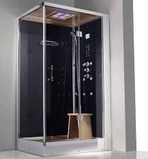 athena ws109r walk in steam shower steam sauna steam cabin