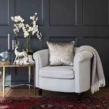 sequin pillow cushion cover silver rose gold chevron