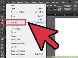 how to set up an indesign template 13 steps with pictures