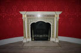 file robert adam fireplace round room strawberry hill jpg