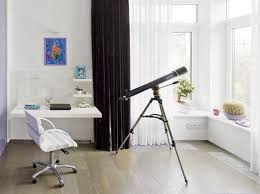 Bedroom Desk Chair small bedroom for teen with white desk chair black white curtain