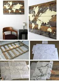 Wall Decor Interesting Wall Decoration by 45 Beautiful Diy Wall Art Ideas For Your Home