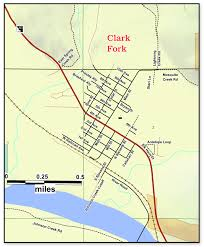 clark map clark fork maps and directions