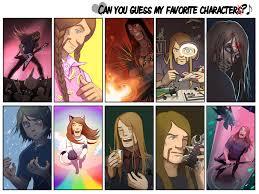 Metalocalypse Meme - favorite character meme by okha deviantart com on deviantart