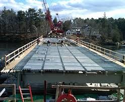 l b foster fabricated bridge products and steel bridge decking