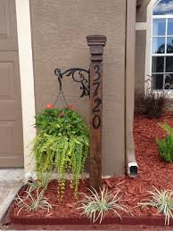 Porch Hangers by Address Post Plant Hanger Plant Hangers Plants And Yards