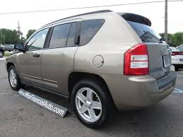 jeep compass 2008 for sale detroit used car for sale 2008 jeep compass 48127 at wes financial