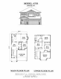 residential home plans exle6708