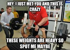 The Rock Gym Memes - correct way to gym meme spot way best of the funny meme