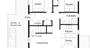 2 bedroom 2 bath house plans two bedroom simple house plan 2 bedroom guest house plans south