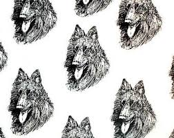belgian sheepdog artwork belgian dog etsy