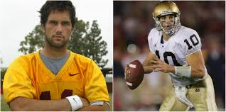 matt leinart u0026 brady quinn threw some pretty savage shots at each