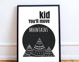 Prints For Kids Rooms by Kids Room Poster Etsy