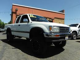 toyota t100 truck 1995 toyota t100 2dr sr5 4wd extended cab sb in citrus heights ca