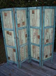 wood room dividers reclaimed wood room divider privacy screen reclaimed repurposed