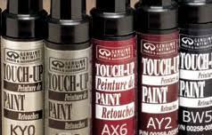 parts com infiniti oem touch up paint pick your color code