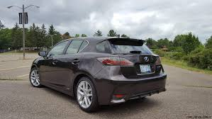 lexus ct200h executive edition review road test review 2016 lexus ct200h by carl malek