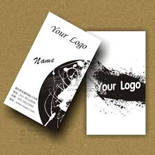 Personalized Business Cards Buy Upscale Business Card Design Custom Business Card Printing