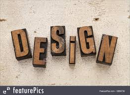 word design signs and info design word in wood type stock image i3669730 at
