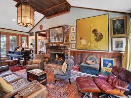 boho living room home design ideas