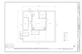 file administration building basement floor plan statue of
