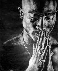 2pac art 2pac u0027 by blind diversion 2pac pinterest 2pac and