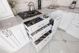 kitchen cabinet design houzz kitchen storage a priority in renovations houzz study