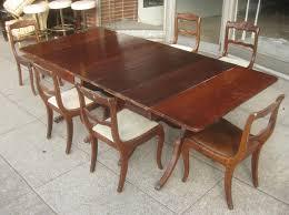 uhuru furniture u0026 collectibles sold duncan phyfe dining set 175