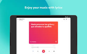 musicxmatch apk musixmatch lyrics for your android apps on play