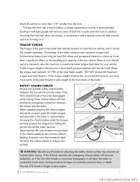 nissan murano emergency brake nissan murano 2017 3 g towing guide
