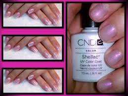 cnd 3c led l cnd shellac gel nail polish uv led light power color coat25 oz