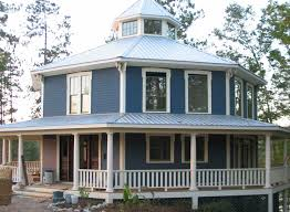 octagonal houses the exterior design was inspired by octagonal architecture a